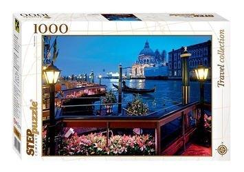 Фото Пазл Италия Венеция 1000 элементов (79102)