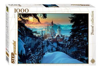 Фото Пазл Бавария Замок Нойшванштайн 1000 элементов (79103)