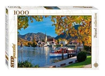 Фото Пазл Бавария Озеро Тегернзее 1000 элементов (79104)
