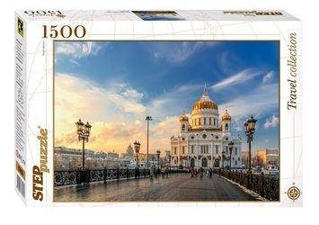 Фото Пазл Храм Христа Спасителя 1500 элементов (83053)