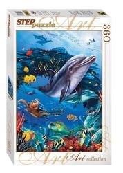 Фото Пазл Подводный мир 360 элементов (73061)