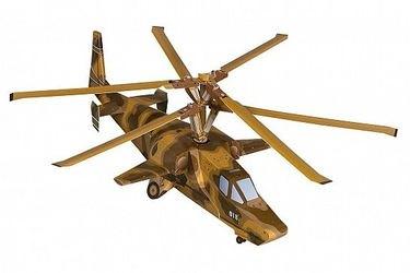 """Фото Сборная модель Вертолет """"Черная акула"""" (098)"""