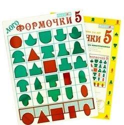 Фото Развивающая игра Воскобовича Логоформочки-5