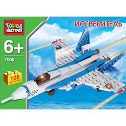 Фото Конструктор Истребитель 120 деталей (KK-7006-R)