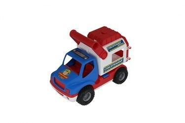 Фото Игрушечный автомобиль спасательная команда КонсТрак Wader в сеточке (0537)