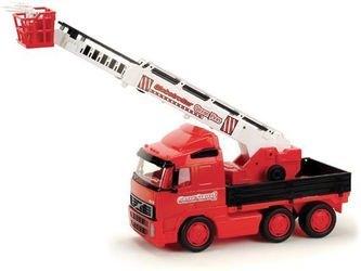 Фото Игрушечная машина Пожарная Volvo в сетке (8787)