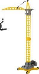 Фото Игрушка Башенный кран большой Агат на колёсиках в пакете (57167)