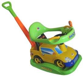 Фото Детская каталка машинка Пикап многофункциональная со звуком (3569)
