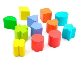 Деревянный сортер Логический кубик (Д014) фотография 6