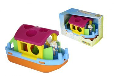 Фото Детская развивающая игрушка сортер Ковчег в коробке (40374)