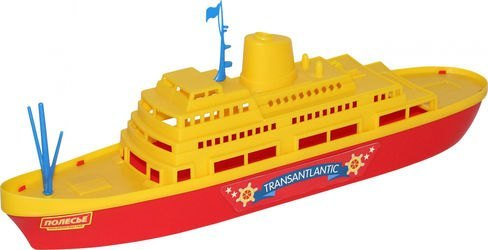 Фото Игрушка для ванны Корабль Трансатлантик (56382)