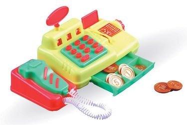 Фото Детская игрушечная касса Кассовый аппарат Экспресс (С-798)