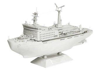 Фото Сборные модели кораблей Атомоход Арктика (С-288)