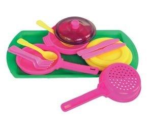 Фото Игрушечный набор посуды (С-239)