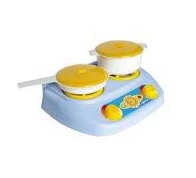 Фото Детская Плита газовая с посудой (У528)