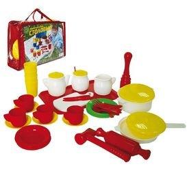 Фото Набор игрушечной посуды Столовый 52 предмета (У526)