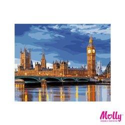 Фото Картины по номерам Лондон 40х50 (GX9593)