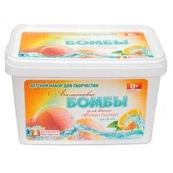 Фото Набор для творчестваАпельсиновые бомбочки для ванн своими руками (НБ-005)