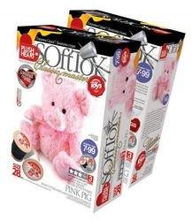 Фото Набор для шитья мягкой игрушки Свинка розовая (457010)