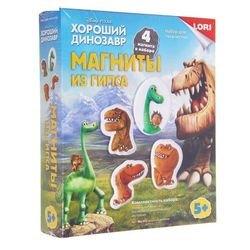 Фото Набор для создания Магнитов из гипса Хороший динозавр (Мд-012)