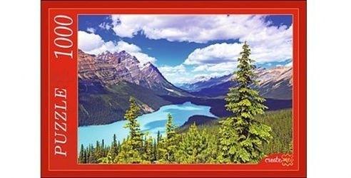 Фото ПазлОзеро в Канаде 1000 элементов (КБ1000-6864)
