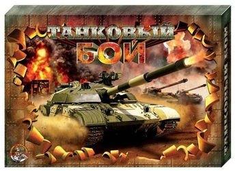 Фото Настольная игра Танковый бой