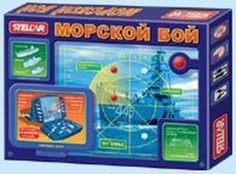 Настольная игра Морской бой фотография 2
