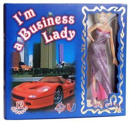 Одежда на магнитах Я - бизнес-леди фотография 1