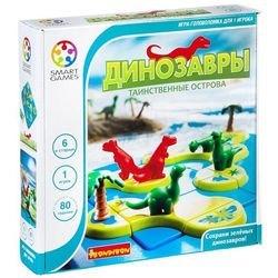 Фото Логическая играДинозавры Таинственные острова (ВВ1883)