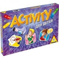 Фото Настольная игра Активити (Activity) для детей (новый дизайн, 793646)