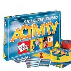 Фото Настольная игра Activity Турбо для детей (782442)