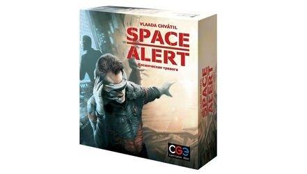 Фото Настольная игра Космическая тревога (Space Alert) (MAG00773)