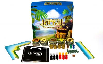 Настольная игра Шакал Остров сокровищ (MAG00404) фотография 2
