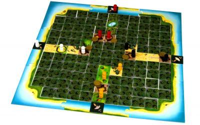 Настольная игра Шакал Остров сокровищ (MAG00404) фотография 3