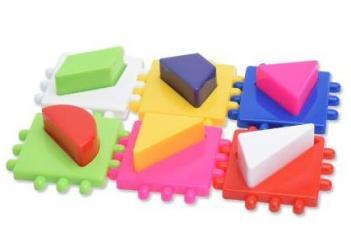 Сортер Логический кубик Малый (01314) фотография 2