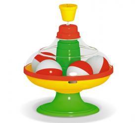 Фото Детская игрушкаЮла С шарикамидиаметр14 см (01319)