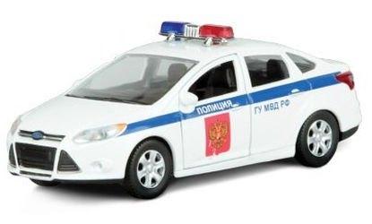 Фото Масштабная модель Форд Фокус Полиция 1:36 (49081)