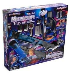 Детский Микроскоп МР-450 + Телескоп (2035) фотография 2