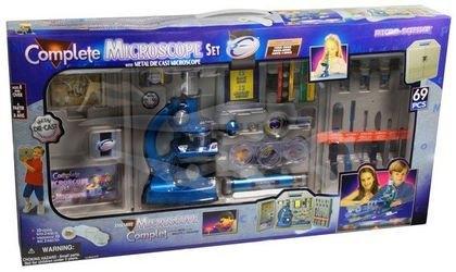 Микроскоп МР-1200 в кейсе фотография 2