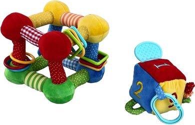 """Фото Развивающая игрушка""""Кубик"""" с игрушкой внутри (93834)"""