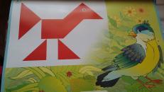 """Фотография Чудо кубики 2 (альбом-приложение для игры """"Сложи узор"""") предоставлена покупателем"""