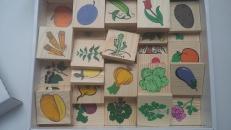"""Фотография Лото детское деревянное """"Растительный мир"""" предоставлена покупателем"""