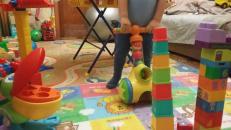 Фотография Игрушечная катапульта предоставлена покупателем