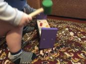 Фотография Развивающая деревянная игра Стучалки (Н01) предоставлена покупателем