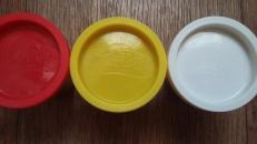 Фотография Набор пластилина основные цвета 4 банки (22000) предоставлена покупателем