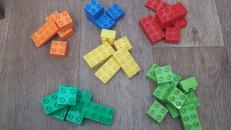 Фотография 5622 Большой набор кубиков DUPLO (конструктор Lego Duplo) предоставлена покупателем