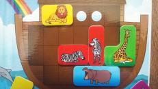 Фотография Дорожная логическая игра Ноев ковчег предоставлена покупателем
