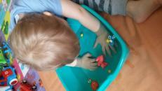 Фотография Пластилин Плавающий 6 цветов (22С 1430-08) предоставлена покупателем