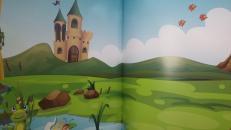 Фотография Книга с наклейками Оживи картинку Жители леса предоставлена покупателем