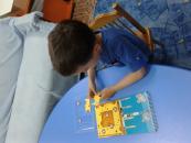 Фотография Дорожная логическая игра Сырные лазейки предоставлена покупателем